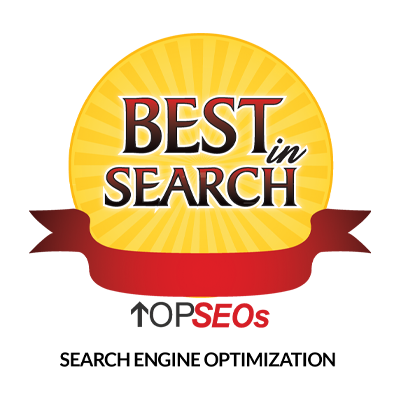 Best in Search Award