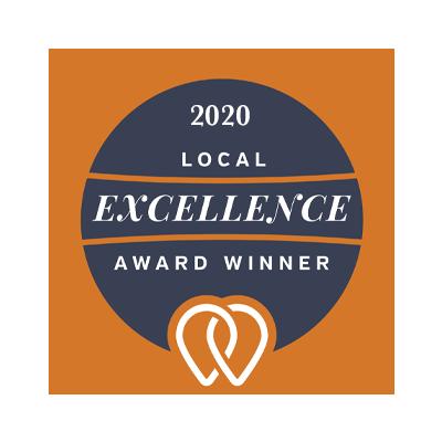 Local Excellence Award 2020