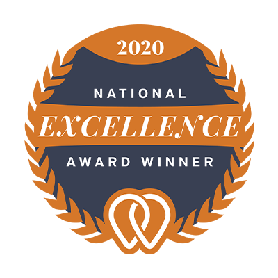 National Excellence Award 2020